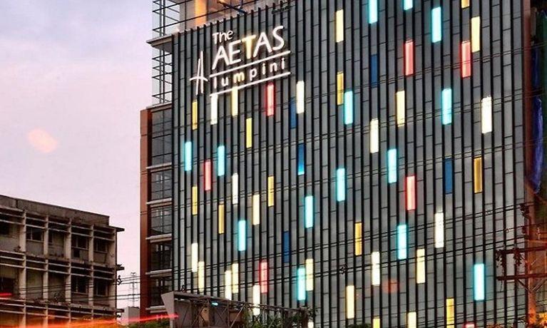 Hotel Aetas Lumpini Bangkok